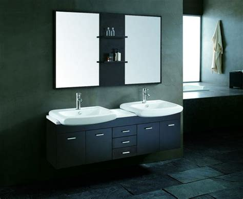 Bathroom Vanities With Two Sinks Sink Bathroom Vanity Ideas Modern Home Furniture