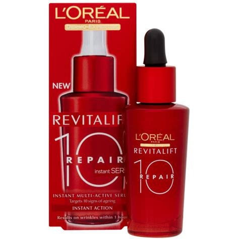 L Repair by L Oreal Dermo Expertise Revitalift Repair 10 Instant