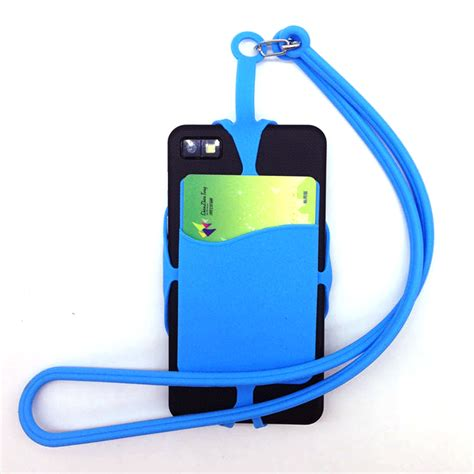 Erokawa Cell Phone Straps by Silicone Lanyard Smart Phone Card Holders Moblie Phone