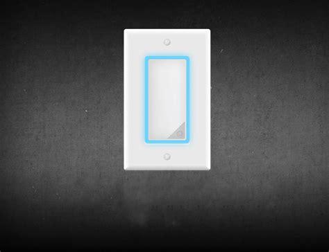 wifi light switch dimmer plum lightpad wi fi dimmer 187 gadget flow