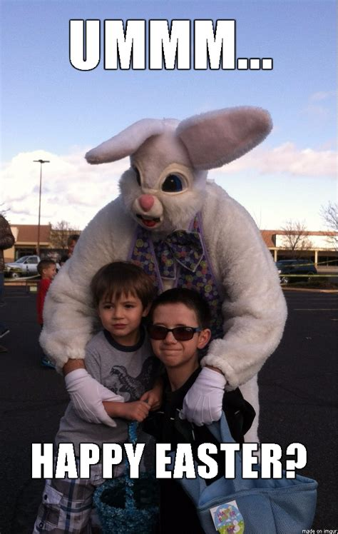 Funny Easter Bunny Memes - scary easter bunny bunny meme galleries and meme