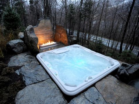 hot tub pictures backyard sexy hot tubs and spas hgtv