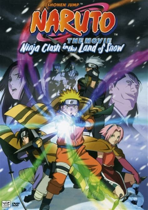 film anime naruto naruto the movie 1 ninja clash in the land of snow