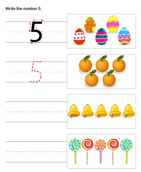 Pre K Writing Worksheets by Pre K Writing Numbers Tracing Worksheets Numbers And On