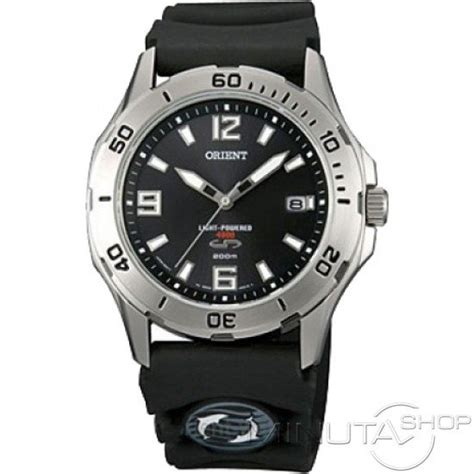 Orient Light Powered 4000 orient fwe00004b light powered 4000 new without tags mywatchmart