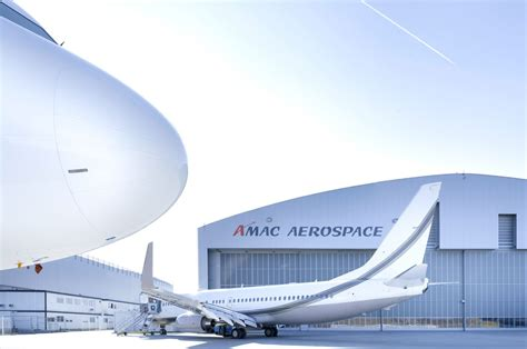 Amac Aerospace by Amac Aerospace Receives New Contracts For Maintenance