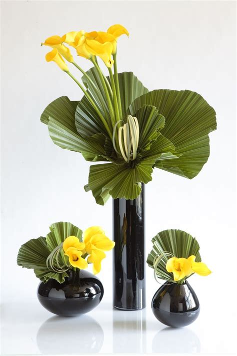 flower arrangements design 25 best ideas about modern flower arrangements on