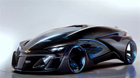 futuristic cars hd wallpaper chevrolet fnr concept car futuristic