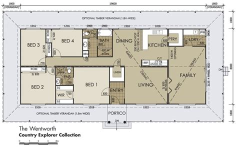 farmhouse floor plans australia long house designs australia house design ideas
