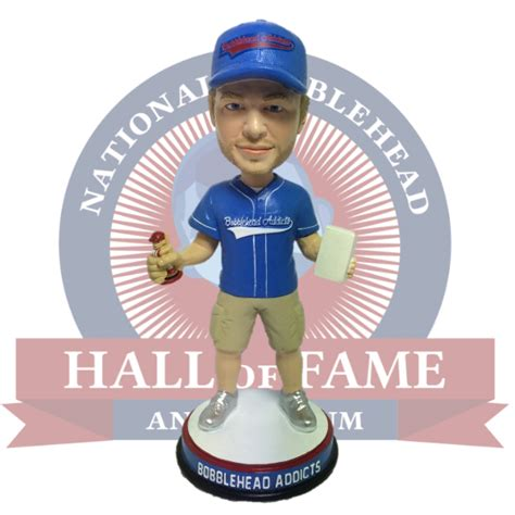 bobblehead addicts sles national bobblehead of fame and museum
