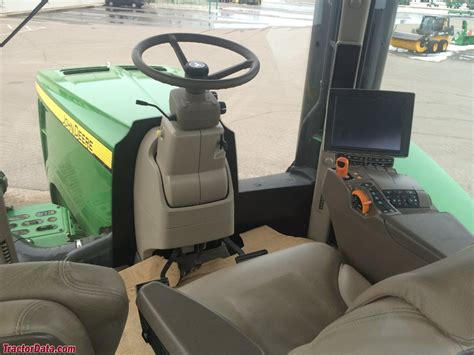 tractor interior upholstery tractordata com john deere 9620rx tractor photos information