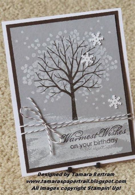 Tree Handmade Cards - handmade birthday cards picmia