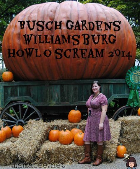 Busch Gardens Howl O Scream Williamsburg by Busch Gardens Williamsburg Howl O Scream 2014 Cursed