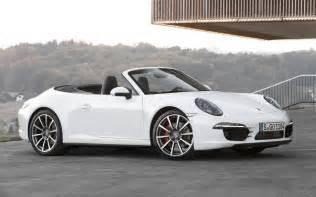 2013 Porsche 911 4s 2013 Porsche 911 4 And 4s Drive Photo