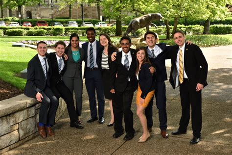 Pittsburgh Mba Internships by Students Student Affairs