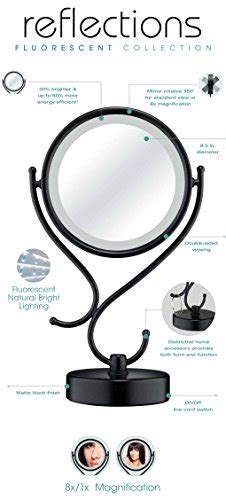 Conair Reflections Home Vanity Mirror by Reflections By Conair Home Vanity Fluorescent Collection