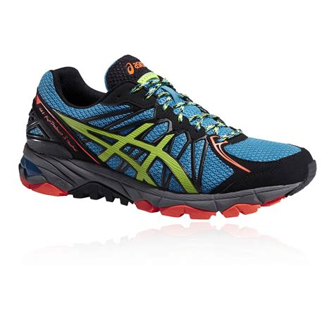 neutral running shoes asics asics gel fujitrabuco 3 neutral trail running shoes 40