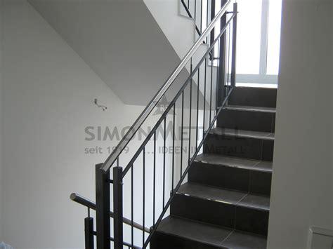 treppengeländer aluminium treppengel 228 nder innen simonmetall gmbh co kg in