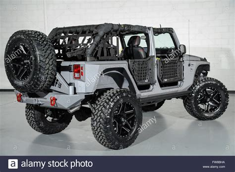 Jeep Wrangler After Market April 1 2016 Custom Jeep Wrangler With Custom Doors And
