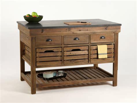 tiroirs de cuisine ilot de cuisine cape cod meuble de cuisine delamaison