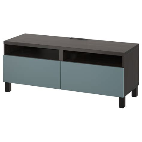 best tv bench with drawers best 197 tv bench with drawers black brown valviken grey