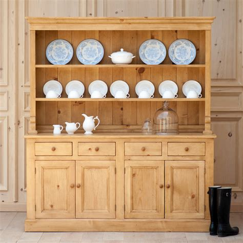 Open China Hutch cottage open hutch traditional china cabinets and hutches new york by coach barn