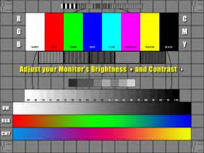 color adjustment monitor calibration adjust your monitor by nico bastone