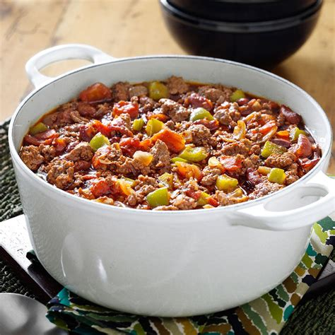 best chili con carne recipe chili con carne recipe taste of home