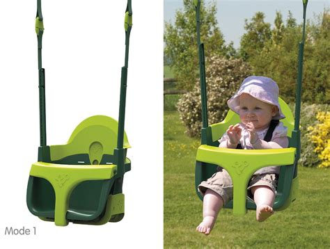 baby garden swing new tp toys quadpod 4 in 1 baby garden swing seat green