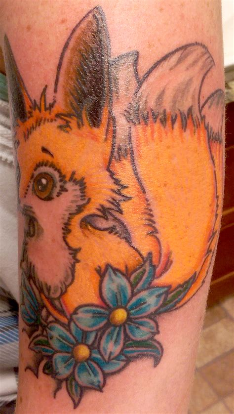 kitsune tattoo kitsune fox skinhouse studio