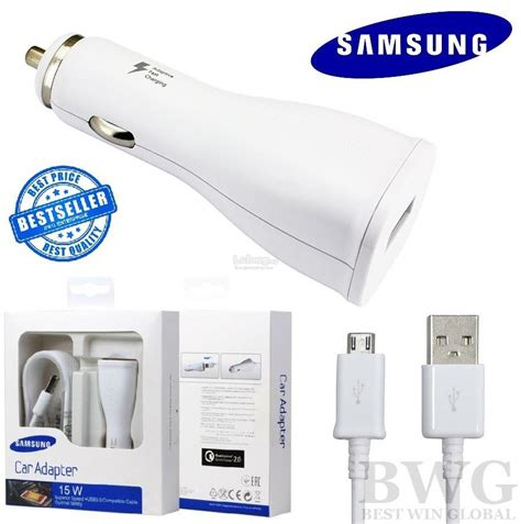 Car Charger Charger Mobil Samsung Fast Charging 15w Original samsung 15w car adapter fast chargin end 2 27 2017 3 15 pm