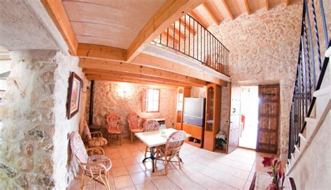 villa putxet villas in inca air conditioning barbecue swimming pool for 4 pax