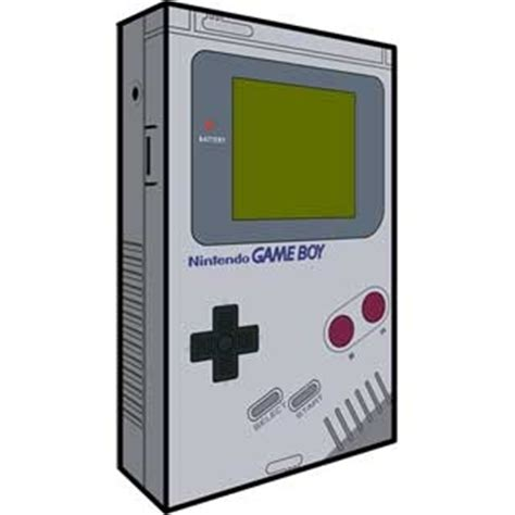 Gameboy Papercraft - cubee boy papercraft paperkraft net free