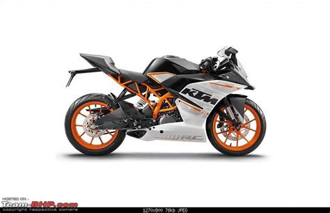 Ktm Rc390 2014 Ktm Rc390 Now Launched For Rs 2 05 Lakhs Page 2