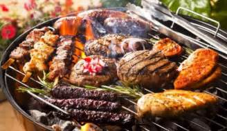 how to prepare a simple and great barbecue party how