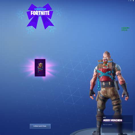 leaked challenge  reward   days  fortnite day