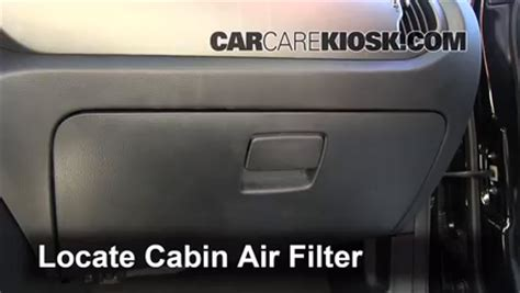 Bad Cabin Air Filter by Battery Replacement 2011 2016 Kia Sportage 2012 Kia