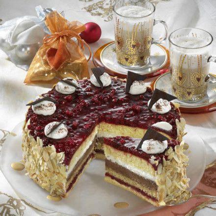 nougat kuchen rezept nougat preiselbeer torte rezept kuchen cake and mascarpone