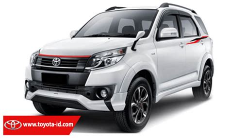 Toyota Indonesia 2016 Toyota Updated In Indonesia 7 Seater Trd