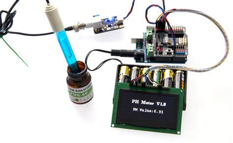 Tds Meter Arduino analog sensor ph meter kit raspberry pi arduino