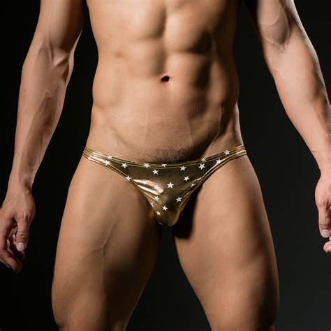 Mens satin sexy briefs store