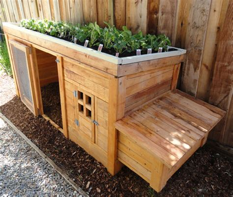 chicken coop archives greenroofs com sky gardens blog