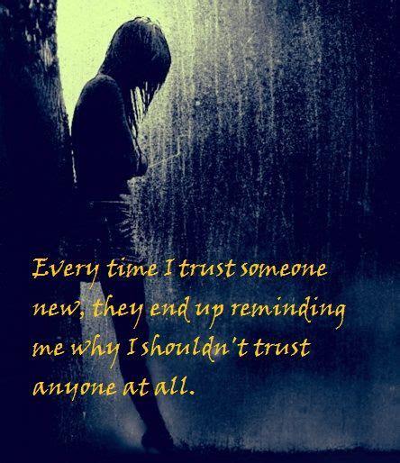 broken trust quotes broken trust broken