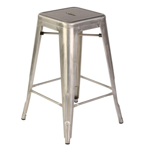 industrial style metal bar stools tolix style metal industrial loft cafe counter stool in