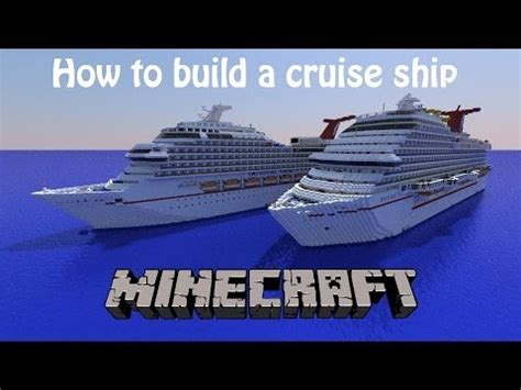 how to make a paper lifeboat how to build a cruise ship in minecraft part 5 lifeboats