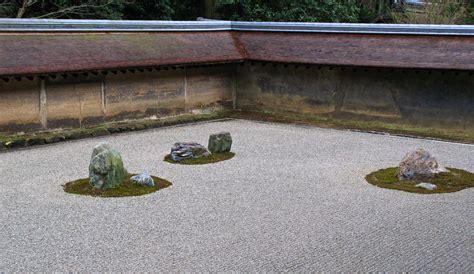zen garten bilder zen garten des ryoan ji tempels foto bild asia japan