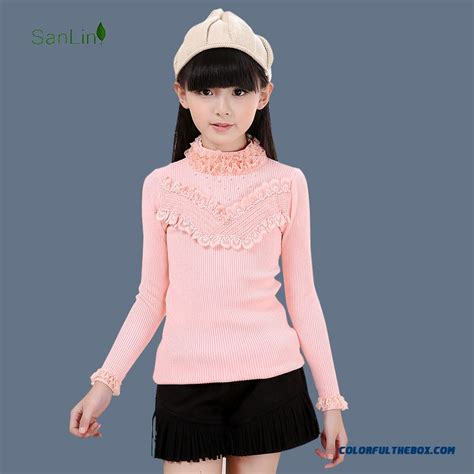 Princess Lace Sweater cheap new autumn and winter knit sweater bottoming shirt