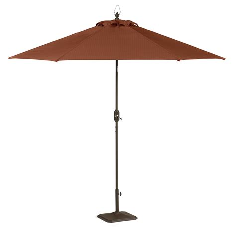 Garden Oasis Emery 9 Patio Umbrella Red Limited Kmart Patio Umbrellas