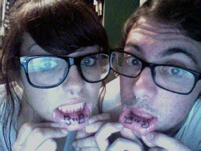 couple lip tattoos temporary inner lip tattoos tattoomagz