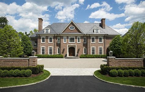 Colonial Mansion | 17 25 million newly listed georgian colonial mansion in